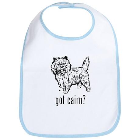 Cairn Terrier Bib