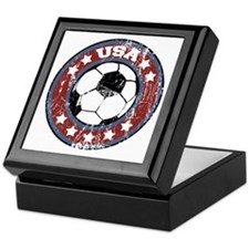 soccerusaroundd Keepsake Box