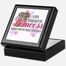 Daddys Princess Keepsake Box