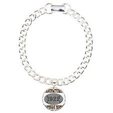 1922 Charm Bracelet, One Charm