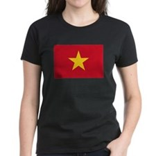 Vietnam Flag T Shirts Tee