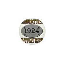1924 Mini Button