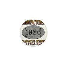 1926 Mini Button