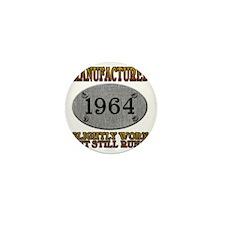 1964 Mini Button
