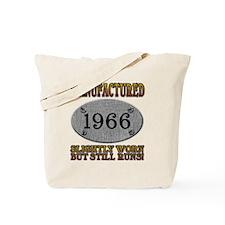 1966 Tote Bag