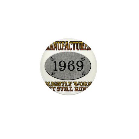 1969 Mini Button