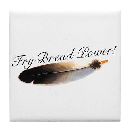 Fry Bread Power Tile Coaster
