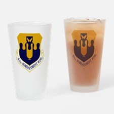 43rd Bomb Wing Drinking Glass