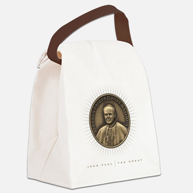 jp_Light Canvas Lunch Bag