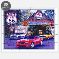 Camaro Garage Puzzle