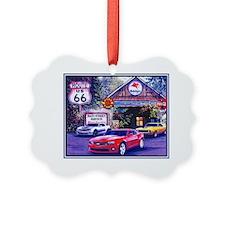 Camaro Garage Ornament