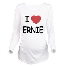 ERNIE01 Long Sleeve Maternity T-Shirt
