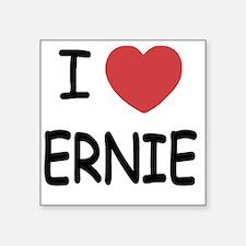 "ERNIE01 Square Sticker 3"" x 3"""