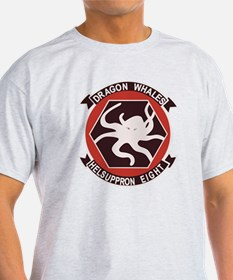 hc-8_DRAGON_WHALES T-Shirt