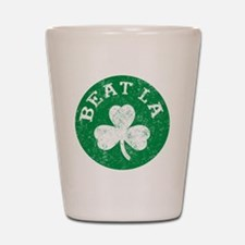 Beat LA Shot Glass