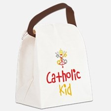 CatholicKid_Both Canvas Lunch Bag