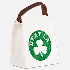 Beat LA -dk Canvas Lunch Bag