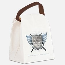 inHocSigno_Dark Canvas Lunch Bag