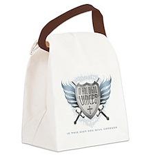 inHocSignoLight Canvas Lunch Bag