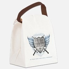 inHocSignoLight Canvas Lunch Bag