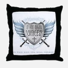 inHocSignoLight Throw Pillow