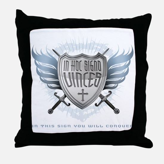 inHocSignoLight Throw Pillow