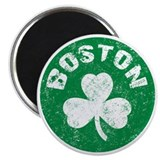 Boston Round Magnets