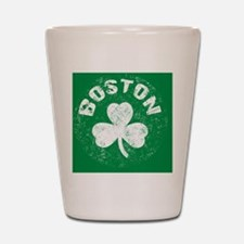 Boston Btn Shot Glass