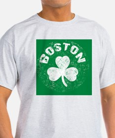 Boston Btn T-Shirt