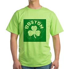 Boston Btn T-Shirt