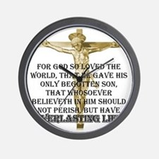 2-everlasting-life Wall Clock