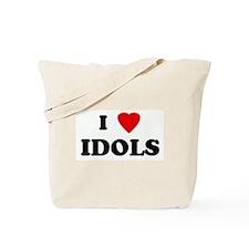 I Love IDOLS Tote Bag