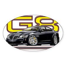Pontiac_G8_black Decal