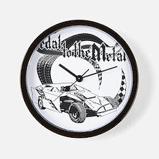 PTTM_DirtMod Wall Clock