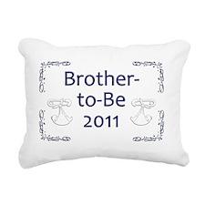 Yard_bro-to-be-11 Rectangular Canvas Pillow