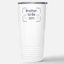 Yard_bro-to-be-11 Stainless Steel Travel Mug