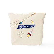 SPACEBOY SHIRT2 Tote Bag