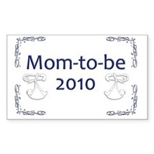 Yard_Mom-to-be10 Decal
