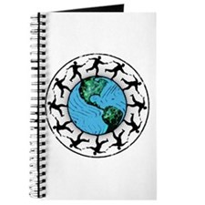 Disc Golfing Planet Earth Journal