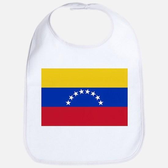 Venezuela Flag T Shirt Bib