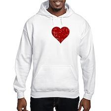 heartzoey_white Jumper Hoody