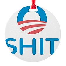 o-sh-Stick Ornament