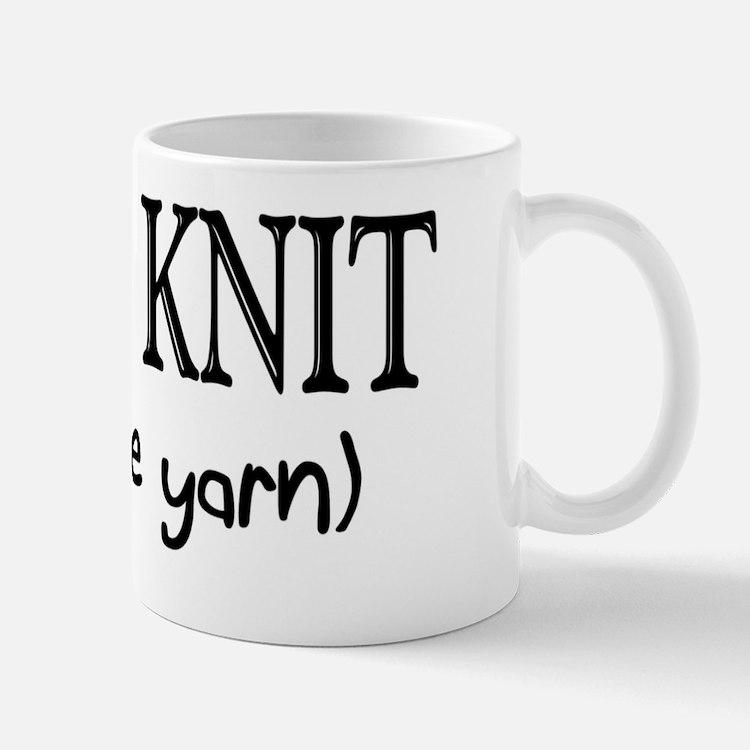 Carpe Knit Mug