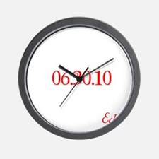 treedates Wall Clock