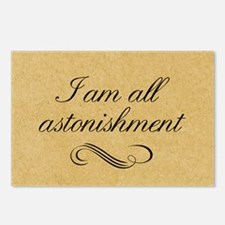 i-am-all-astonishment_13- Postcards (Package of 8)
