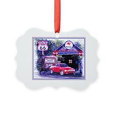 SSR Garage Ornament