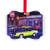 Mopars Picture Frame Ornaments