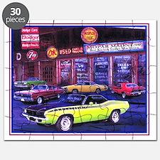 Mopar Car Dealer Puzzle