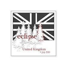 "UK_unionjack Square Sticker 3"" x 3"""