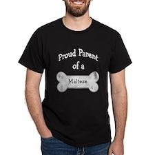 Maltese Proud Parent T-Shirt